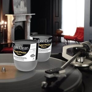 Cyber Clean Vinyl & Phono Care /Record Care/