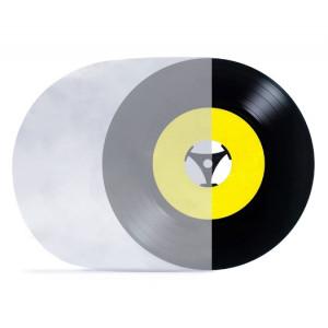 "Rounded HDPE Antistatic 7"" Inner Lining Sleeve /Vinyl Sleeve/"