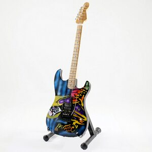 "MINI GUITAR ""Fender Stratocaster - Strato. Rock Legend"" /MG/"