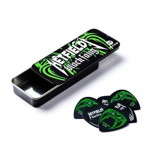 HETFIELD Black Fang Pick Tin /Pick/