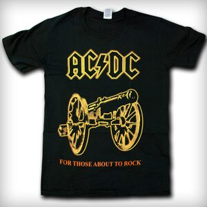 "AC/DC ""For Those About To Rock"" /TS/"
