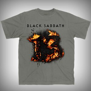 "BLACK SABBATH ""13 - Fire"" /TS/"