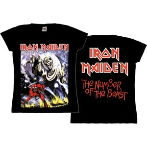 "IRON MAIDEN ""The Number Of The Beast"" /TS/"