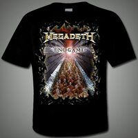 """MEGADETH """"Endgame"""" /TS/"""